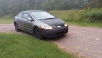 2006 Honda Civic Coupe (2 door)-NEW MVI