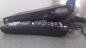 Shaw tv box. HDDSR 600