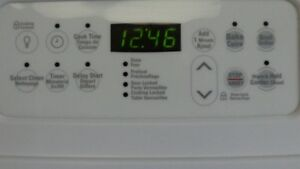"""KENMORE WHITE 30"""" SELF CLEAN RANGE/GLASS TOP FOR SALE"""