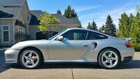 2004 Porsche 911 911 Turbo Coupe (2 door)