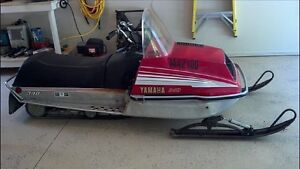 Looking to buy a snowmobile!