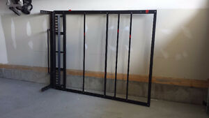 Double size murphy bed frame with screws