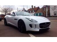2014 Jaguar F-TYPE 3.0 Supercharged V6 2dr Conver Automatic Petrol Convertible