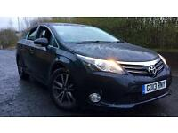 2013 Toyota Avensis 2.0 D-4D TR 4dr Manual Diesel Saloon