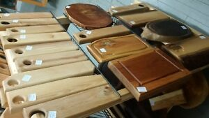 butcher blocks+ cutting boards live edge Stratford Kitchener Area image 1