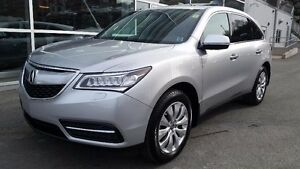 Acura MDX Navigation Package 2014