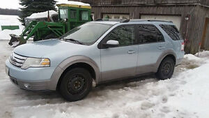 2008 Ford Taurus X/FreeStyle/SUV, Crossover