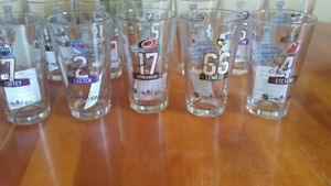 Molson Canadian Stanley Cup Glasses