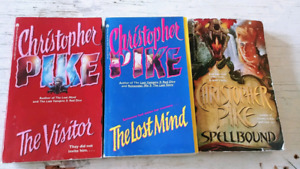 Christopher Pike Novels