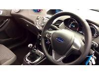 2016 Ford Fiesta 1.0 EcoBoost Zetec 5dr Manual Petrol Hatchback