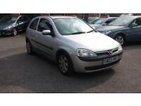 Vauxhall Corsa 1.2i 16v SXi 3 DOOR - 2003 03-REG - 1 MONTHS MOT