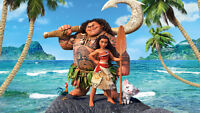 Mini Moana Summer Dance Camp - AGES 1.5 TO 3 YEARS