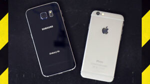 ★ Samsung Galaxy, Apple iPhone Broken Screen + More Repair ★