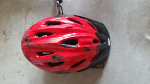 Children bike helment