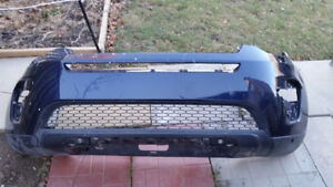 2015 land rover discovery front oem bumper