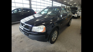 2005 VOLVO XC90 BLACK LOADED 4500$@902-293-6969