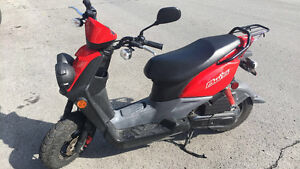 SCOOTER YAMAHA BWS! PERFECT CONDITION