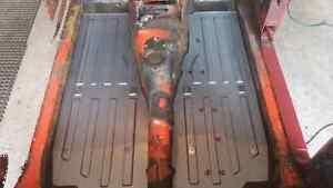 Mg mgb mgb gt floor pans floor boards  London Ontario image 4