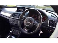 2014 Audi Q3 2.0 TDI (177) Quattro S Line 5 Automatic Diesel Estate