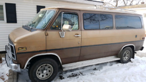 1981 GMC Rally Van