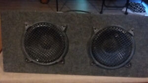 Subwoofer Speakers  AudioVox  300W for car or other purpose