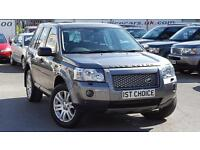 2007 LAND ROVER FREELANDER TD4 HSE LOW MILEAGE FSH GREAT LOOKING HIGH SPEC E