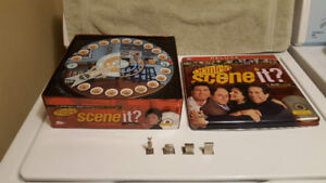 Scene It? The DVD Games - Seinfeld And Disney