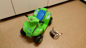 Kid Trax Moto Trax Rechargeable Riding Toy (Indoor/Outdoor) Kitchener / Waterloo Kitchener Area image 1