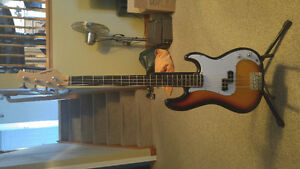 Selling Archer SB10SB P-Style Electric Bass Kitchener / Waterloo Kitchener Area image 1