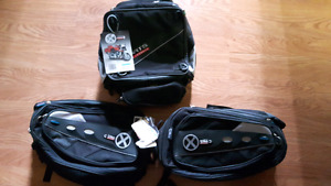 Oxford sport motorcycle bags...never used
