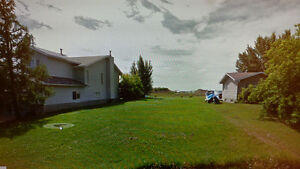 Vacant lot in Falher AB  (Partial trade/swap for Minivan)
