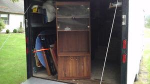 Display cabinet/shelf