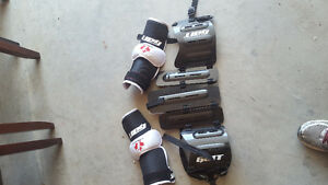 Lacrosse Elbow pads and Upper body gear
