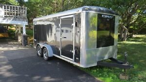 16' Stealth Enclosed trailer