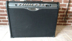 Used Line 6 Spider II 212 Guitar Amp For Sale
