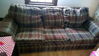 FREE COUCH/CHAIR