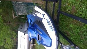 2002 Seadoo GTX RFI Three Seater
