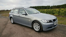 BMW 320 2.0TD 2006 SE Touring 92K Just serviced, Full history, Very Clean