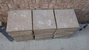 Stone Pavers for Driveway or Sidewalk