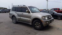 2004 Mitsubishi Montero 7 Passenger - Excellent Condition