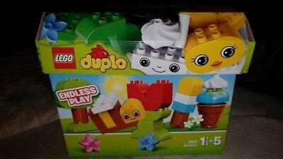 LEGO 10817 - Duplo - Kreatives Bauset Kinder Jungen Mädchen Spielzeug Spiele NEU (Mädchen Lego Spiele)