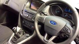 2016 Ford Focus 1.0 EcoBoost Zetec 5dr Manual Petrol Hatchback