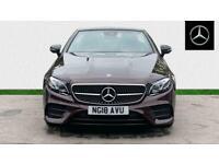 2018 Mercedes-Benz E Class E220d AMG Line Premium Plus 2dr 9G-Tronic Auto Conver