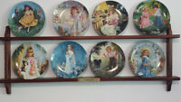 Treasured Songs of Childhood Bradford Collector Plates