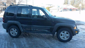 2006 Jeep Liberty Sport VUS