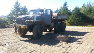 Original Russian Army truck for sale or partnership