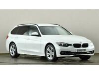2016 BMW 3 Series 318i Sport 5dr Step Auto Estate petrol Automatic