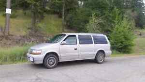 1994 town and country awd. Parts vehicle/ fixer upper