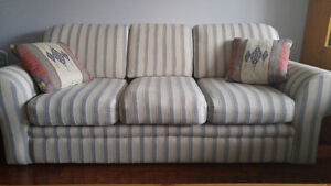 Couch, Loveseat and Chair Set