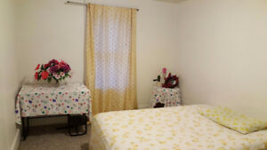 I have a nice room to rent for people